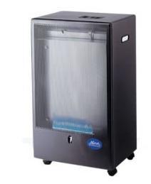 Gas Heater Bleu Belle