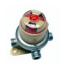 Automatique changeover switch + visto 1,5bar Q:8kg/u 20/150-12mm
