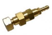 Safety valve propane DIN - nipple