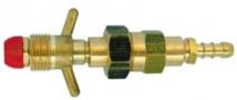 Safety valve POL - hose nipple