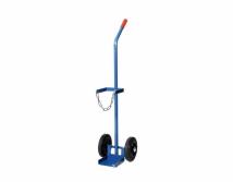 Trolley for 1 gas botlle 20, 40, 50 L diam 230 mm