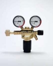 Pressure regulator nitrogen/argon 10 bar G5/8 RI