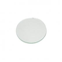 Splash glass round 50 mm