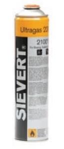Disposable gas cartridge Ultragas Sievert 210g