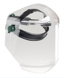 Face protection performa nova blank polycarbonaat