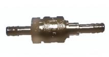Quick coupling propane CLT - E : tétine- S : tétine