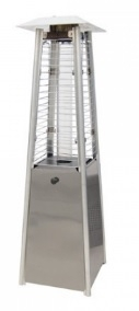 Table heating pyramid 0,89m