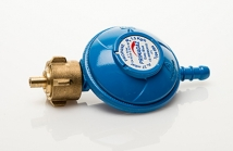 Regulator propane 37 mbar 1,5 kg/h DIN