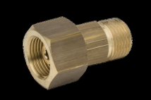 Universal adaptor OI AL for inert gases