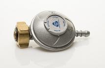 Regulator butane 28 mbar 1,5 kg/h Green TS
