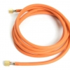 Propane hose 10 meters  Ø 6.3 mm with 2 fixed connections 3/8 L