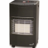 Infrared cabinet gas heater
