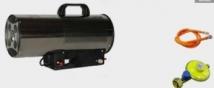 Propane gas heater 10-16kW