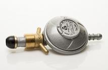 Regulator propane 37 mbar 1,5 kg/h Blue POL