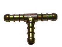 T piece for gas hose